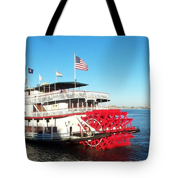 Ferry Tote Bag