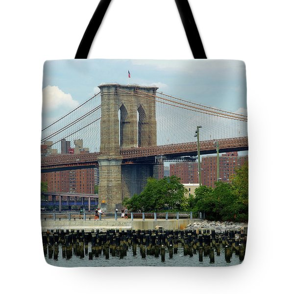 Ferry Hopping Tote Bag