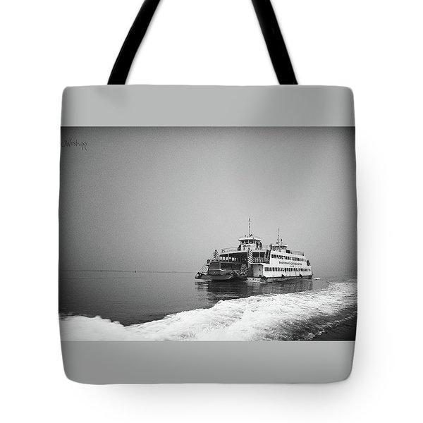 Ferry Tote Bag by Joseph Westrupp
