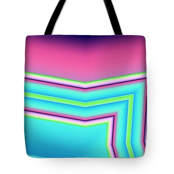 Fertile Tote Bag by Ron Bissett