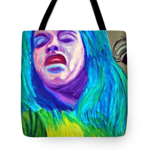 Festival Diva Tote Bag by Michael Lee