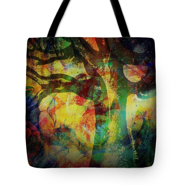 Festival Baobab Tote Bag by Fania Simon