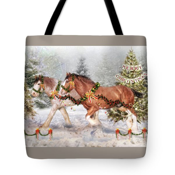 Festive Fun Tote Bag