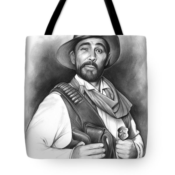Festus Haggen Tote Bag