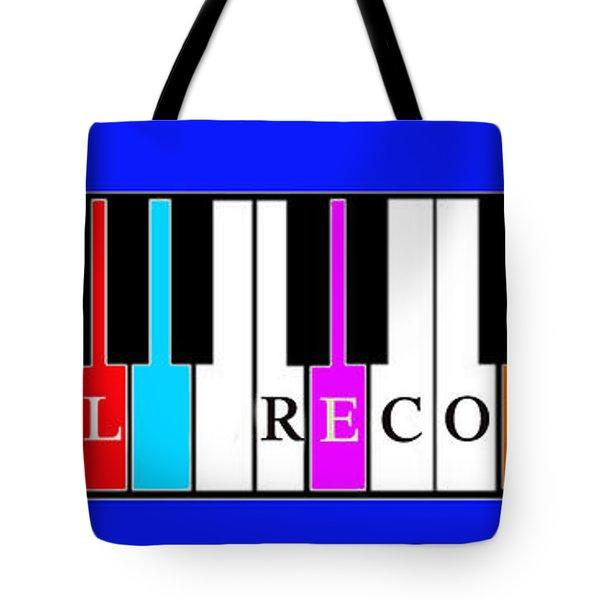 Fetal Records Logo Tote Bag