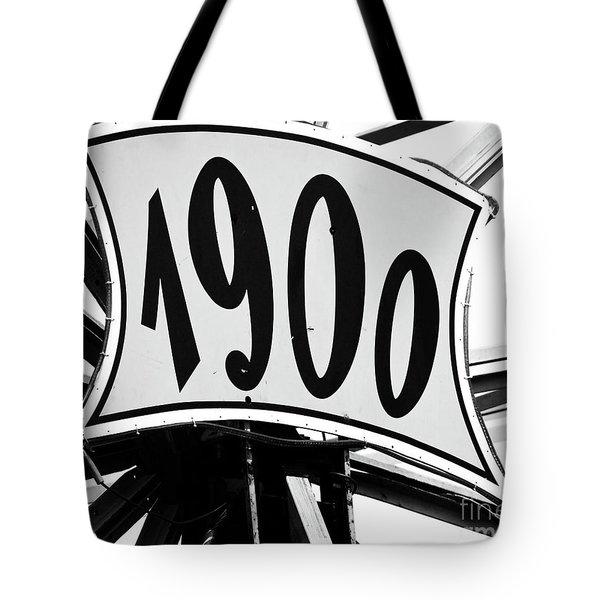 Fete-soulac-1900_26 Tote Bag