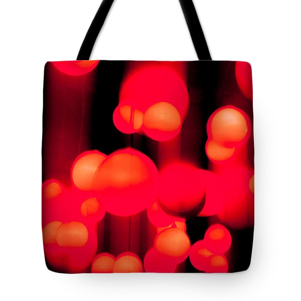 Fever Pitch Tote Bag