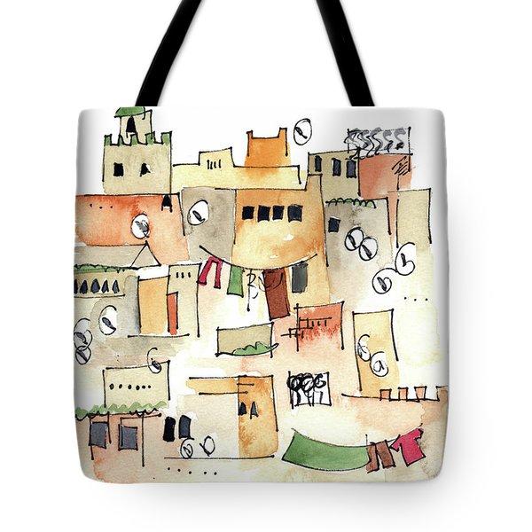 Fez Medina 2017 Tote Bag