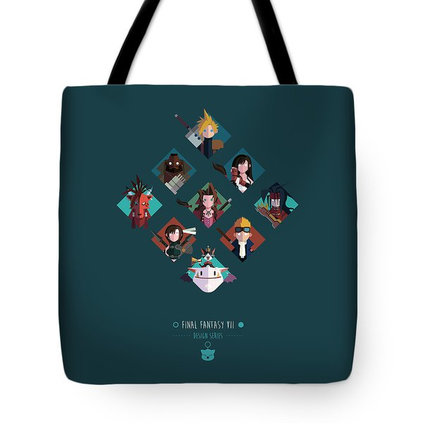 Ff Design Series Tote Bag