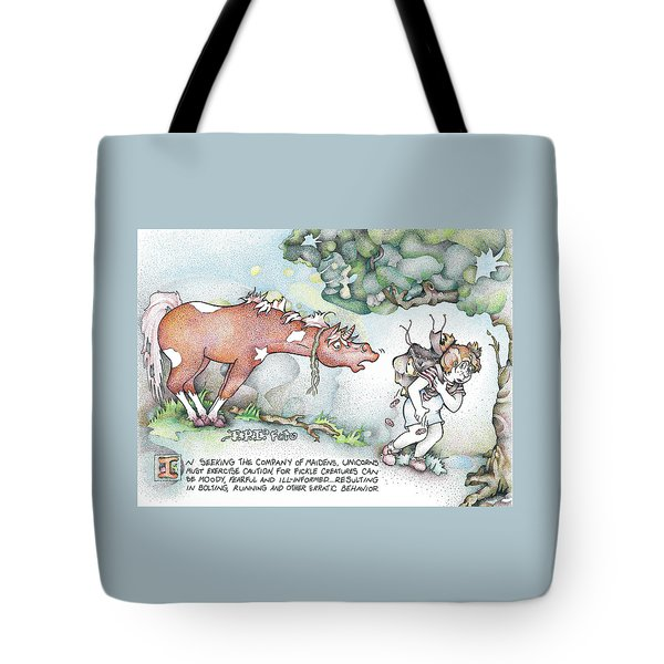 Fickle Creatures Foto Tote Bag