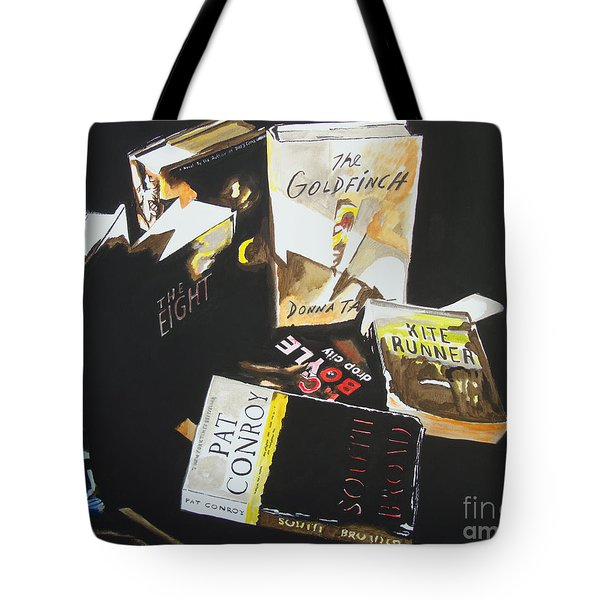 Fictitious Realism Tote Bag