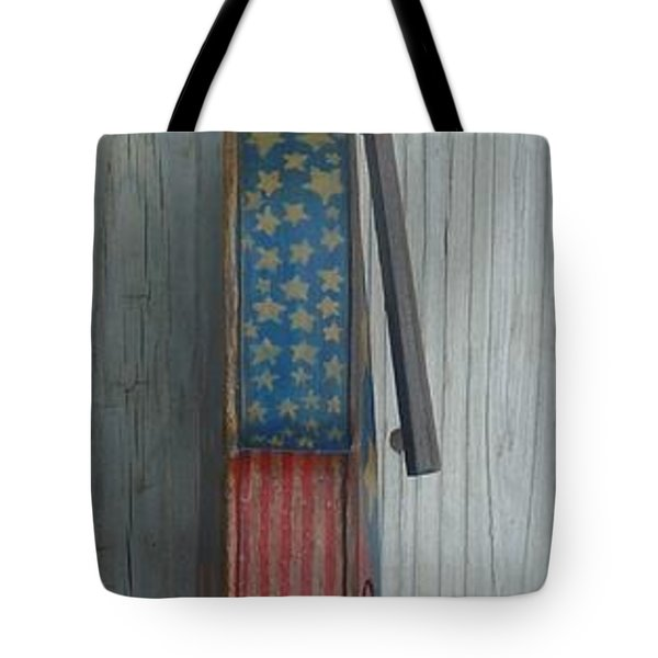 Fiddle Side View Tote Bag