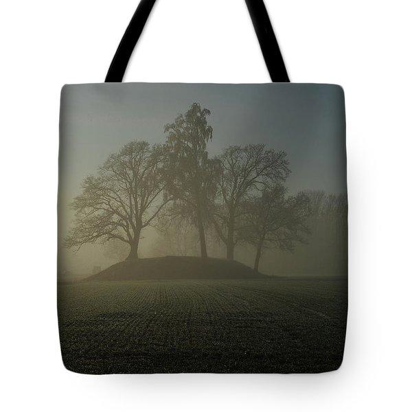 Fiddler's Mound Tote Bag