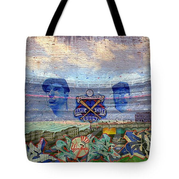 Tote Bag featuring the photograph Field Of Dreams  by Dave Beckerman
