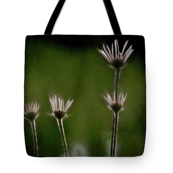 Field Of Flowers 4 Tote Bag
