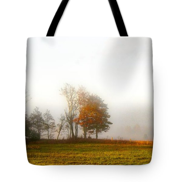 Field Of The Morn Tote Bag