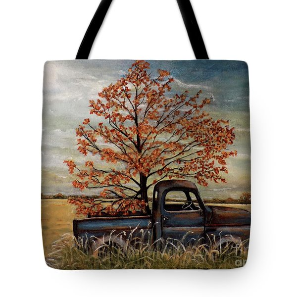 Field Ornaments Tote Bag by Judy Kirouac