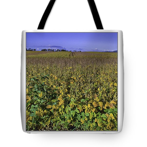 Field Tote Bag by R Thomas Berner