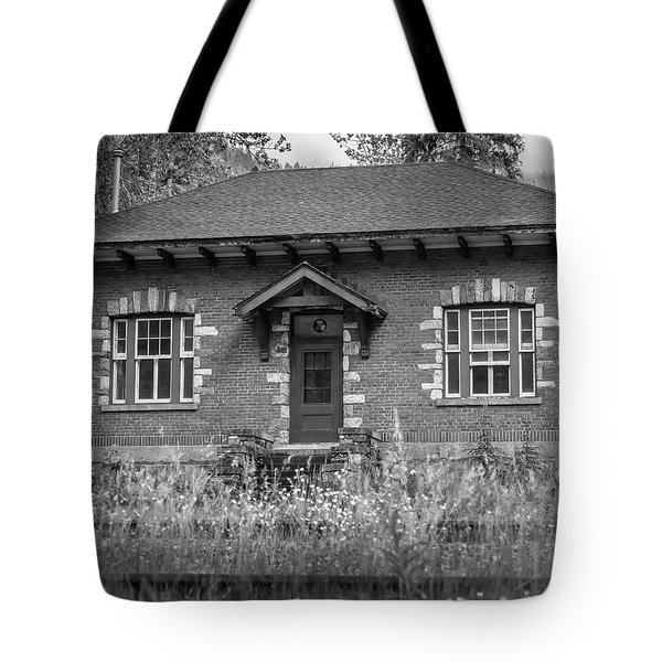Field Telegraph Station Tote Bag