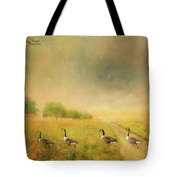 Field Trip Tote Bag by Wallaroo Images