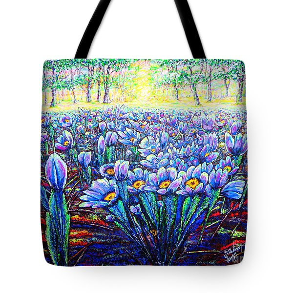 Field.flowers Tote Bag