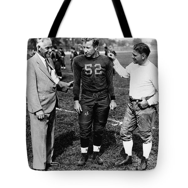 Fielding Yost (1871-1946) Tote Bag by Granger