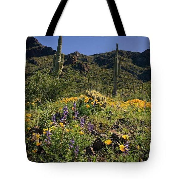 Fields Of Glory Tote Bag