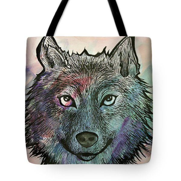 Fierce And Wise Tote Bag