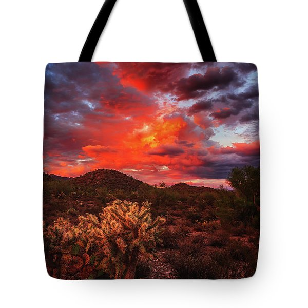 Tote Bag featuring the photograph Fierce Beauty by Rick Furmanek