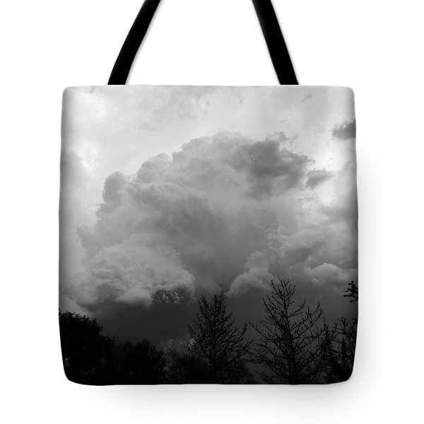 Tote Bag featuring the photograph Fierce  by Teresa Schomig
