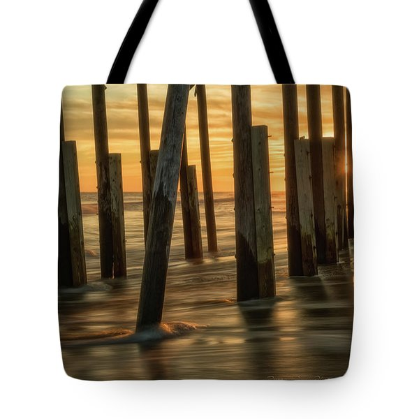 Fiery Kiss Tote Bag