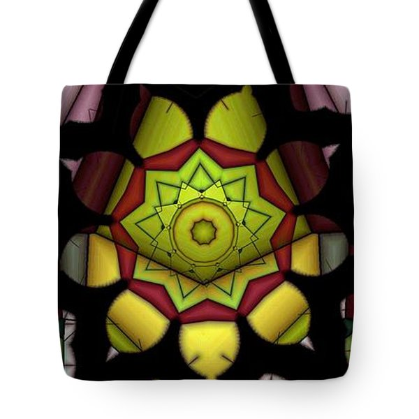 Fiesta Tote Bag by Ron Bissett
