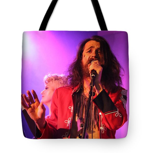 Fifth Annual David Bowie Birthday Bash Tote Bag