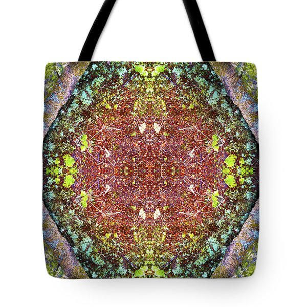 Fifth Dimension Tote Bag
