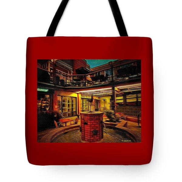 Fifth Street Public Market Tote Bag