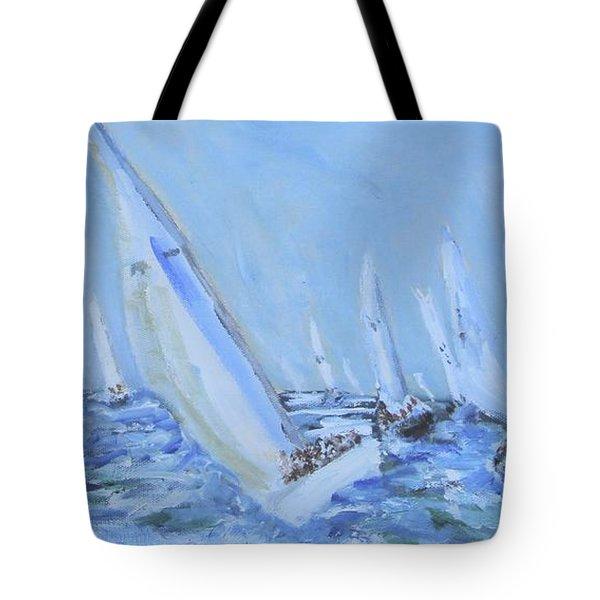Figawi Frenzy Tote Bag