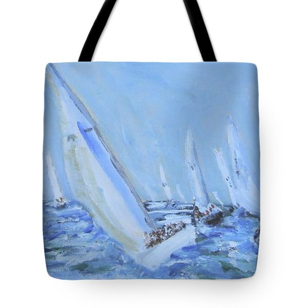 Figawi Frenzy Tote Bag