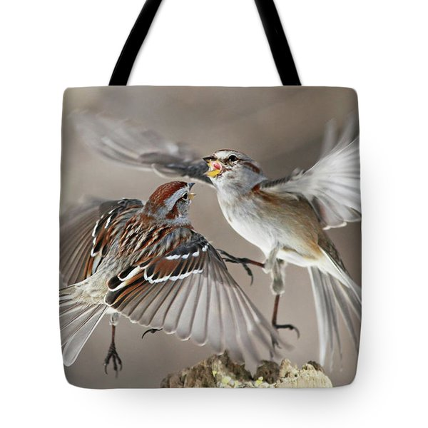 Fight Club Tote Bag by Mircea Costina Photography