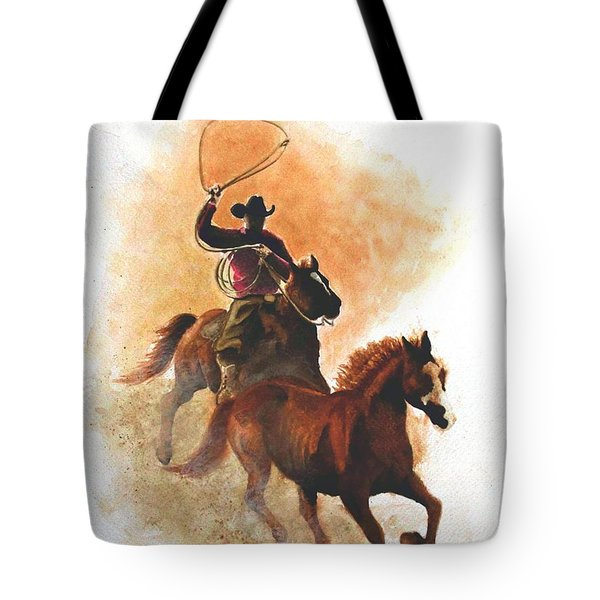 Fighting For Freedom Tote Bag by Jimmy Smith
