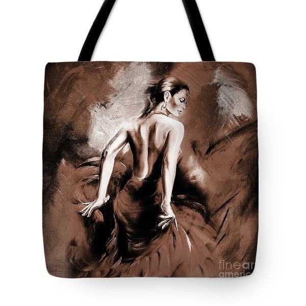Figurative Art 007b Tote Bag