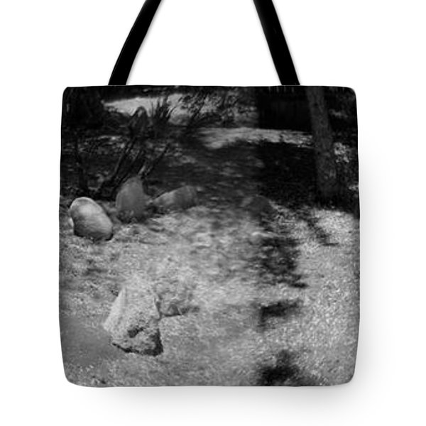 Tote Bag featuring the photograph Figurative Holga Tryptich 4 by Catherine Sobredo