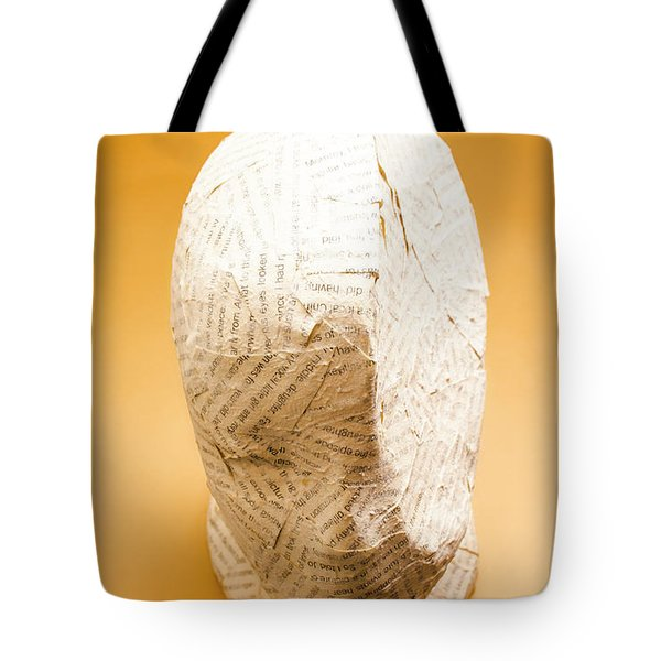 Figurative Poetry Tote Bag