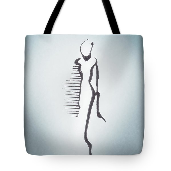 Figure I Tote Bag by Keith A Link