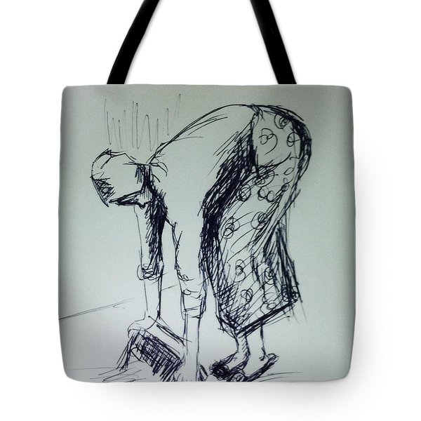 Figure Study 2 Tote Bag