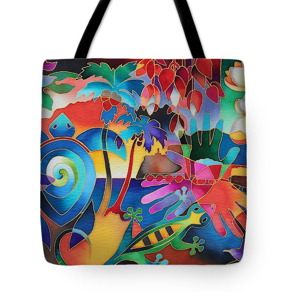 Fiji Memories Tote Bag