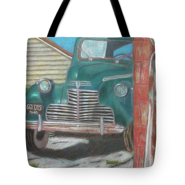 Fill 'er Up Tote Bag