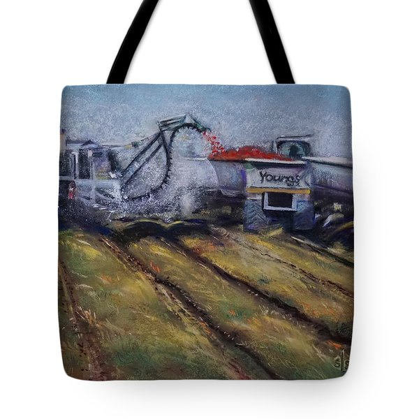 Fill'er Up Tote Bag