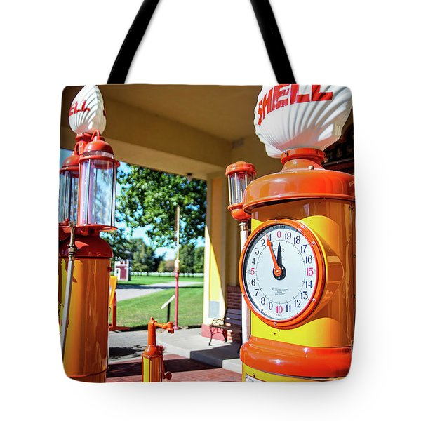 Fillin' Station Tote Bag