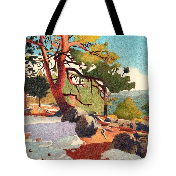 Fillius Ridge Tote Bag