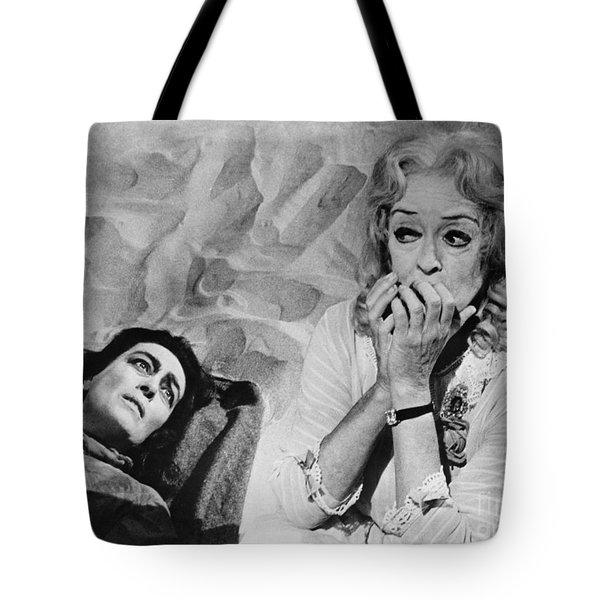 Film: Baby Jane, 1962 Tote Bag by Granger